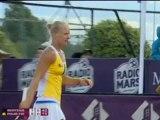 WTA Fès - Bertens, 152e mondiale et championne