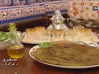 Choumicha - Chhiwat Bladi Recette Safrou Azzaba