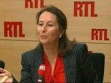 """Ségolène Royal, présidente socialiste de la région Poitou-Charentes : """"Nicolas Sarkozy est dans les cordes"""""""