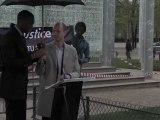 M. Thomas Mélonio - 18ème Commémoration du Génocide des Tutsi au Rwanda, Paris, 7 avril 2012