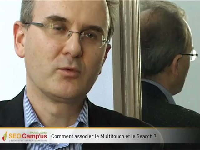 Web analytics et multitouch par Nicolas Malo
