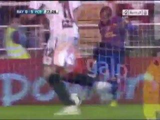 Rayo  0-7 Barcelona tvgoals.net
