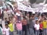 فري برس حلب  تل رفعتت مسرحية الذكرى السنوية لثورة تل رفعت 29 4 2012 ج4 Aleppo
