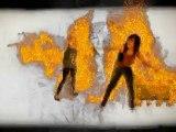 [ Sabina ZEa 77 ] LIGHT YOUR FIRE ON MUSIC : ağ dəniz yanır : : V dEmo - UFONET © TEC.