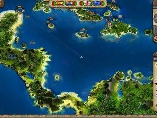 Trailer Gameplay de Port Royale 3