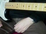 Bb blues version blues video solo Lake