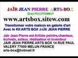 LE KIT ARTS BOX DE JAIR JEAN PIERRE 3