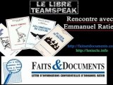 Emmanuel Ratier & Simon - Franc-Maçonnerie (Libre TeamSpeak - Philippe Ploncard d'Assac))