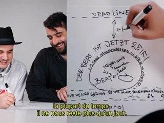 From sketch - Comment faire un mix qui pulse avec Modeselektor