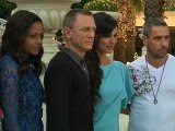 James Bond stars Daniel Craig & Sam Mendes talk Skyfall