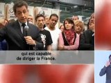 Clip officiel de campagne de Nicolas Sarkozy