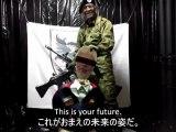 Final Warning to the Terrorists, Sea Shepherd (Beheading) シーシェパードへ最終警告