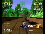 Classic Game Room : WIPEOUT 2097 for Sega Saturn review