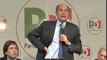 Bersani - C'è una risposta nuova e giovane per il futuro di Palermo (30.04.12)