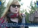 """LANIER Oriane-Laure - Petite fille de Roger et Daisy LANIER """"Justes parmi les Nations"""""""