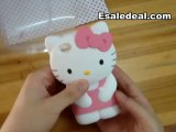 3d Hello Kitty iPhone 4 Case Iphone 4s Cases covers For Apple Iphone