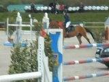 Jumping International du Loiret Sandillon 2012, le barrage du Grand Prix CSI1*