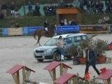 Jumping International du Loiret Sandillon 2012,le parcours du Grand Prix CSI2*