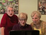 3 Grands-mères regardent la SexTape de Kardashian