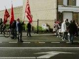 Défilé du 1er-Mai, de Saint-Pol-sur-mer à Dunkerque.