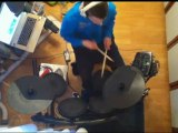 Coldplay - Paradise Drum Cover
