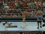 WWE Wrestlemania XXVI-Randy Orton vs Cody Rhodes vs Ted Dibiase