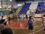 Bursa Büyükşehir Belediyespor - Manisa Turgutlu Belediyespor (4. Periyod)