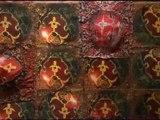 Iranian art lovers attend 3D installation art exhibition