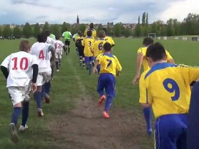 finale régionale Coupe U13 Pitch 2012