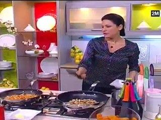 Recettes De Pastillas Au Champignons