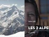 Les 2 Alpes, le coup de cœur de Claire - Bienvenue chez vous !