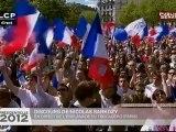EVENEMENT,Meeting de Nicolas Sarkozy au Trocadero