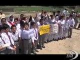 Bin Laden un anno dopo, i bambini di Abbottabad invocano la pace. Manifestazione nel luogo dove fu ucciso leader al Qaida