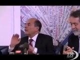 """Bersani: Pd è giovane, ma è pronto a governare Italia -VideoDoc. """"Non penso a elezioni anticipate"""""""