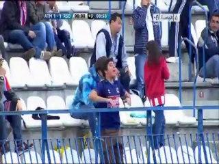 Обзор матча · Атлетико (Мадрид) - Реал Сосьедад (Сан-Себастьян) - 1:1