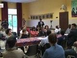 Dibattito sul multiculturalismo 16di34, Marcellino Marrundo