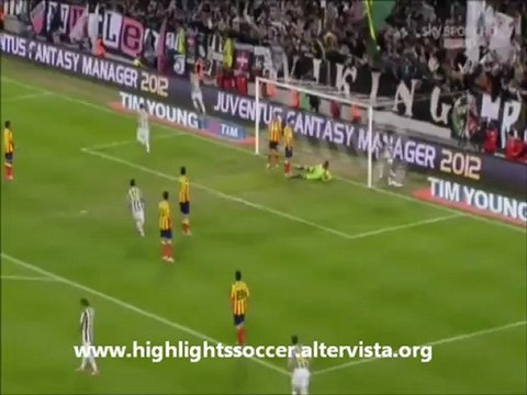 Juventus-Lecce 1-1 All Goals Sky Sport HD