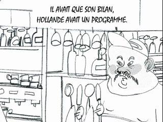 Le vainqueur du débat Hollande sarkozy - Balto 2 mai