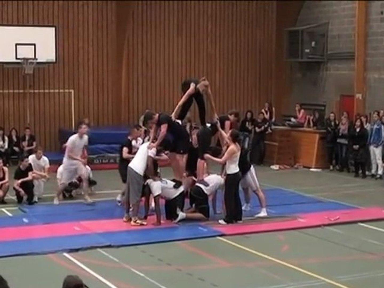 Gymnastique - journée talents
