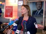 """Présidentielle : François Hollande """"a présidé le débat"""", selon Martine Aubry"""