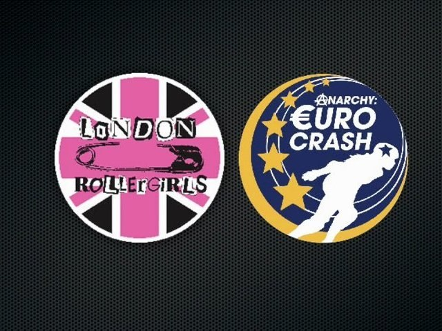 London Rollergirls vs Euro All-Stars 2012 Roller Derby Complete Bout (Part 1 of 2)