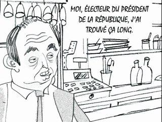Moi, président de la république - Balto 3 mai