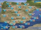Previsión del tiempo para este jueves 3 de mayo