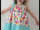 Cours de couture - Comment coudre une robe pour fillette - Tuto de couture