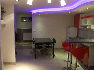 appartement F2 refait à neuf à louer en centre ville de Montluçon