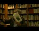 Jacques Darras - Rencontre à la librairie Tropismes, Partie 2