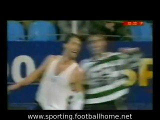 Porto - 2 Sporting - 2 de 2001/2002