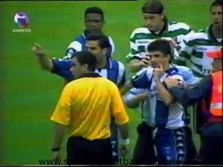 Porto - 1 Sporting - 1 de 1999/2000 Final Taça Portugal