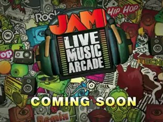 Trailer officiel de Jam Music Live Arcade