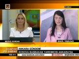 3 Mayıs 2012 Ergül Yeşildağ Ülke tv de Ankara'nın gündemini aktarıyor